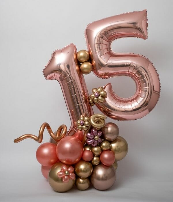 Ballon10 Ballonnen Decoratie | Ballonnen voor Trouwen en Feesten
