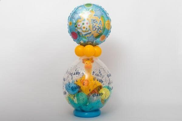 Giraffe Vul Ballon Diensten | Ballonnen Creaties | Ballon10 Ballonnen Decoratie